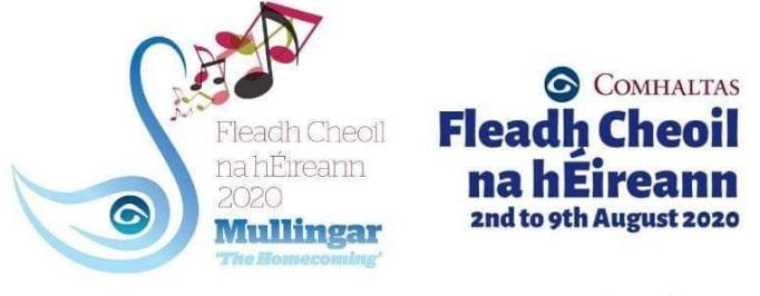 Fleadh Logo Mgar 2019