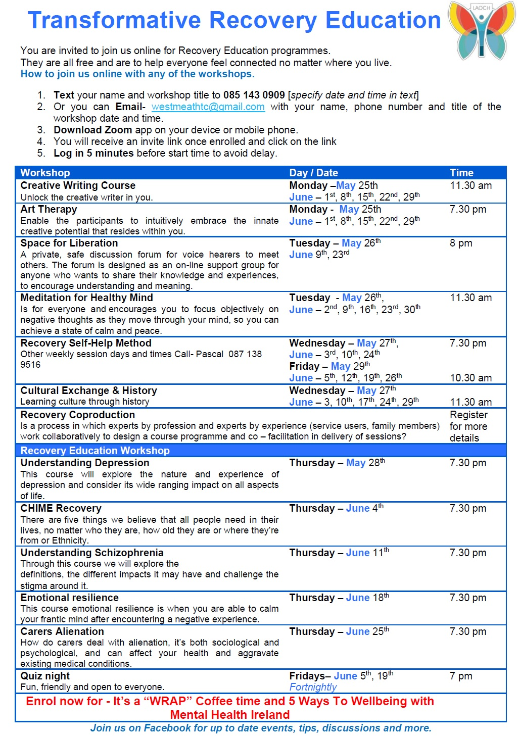 Westmeath - Mullingar - Circuit Court Civil & Family Law - 31st